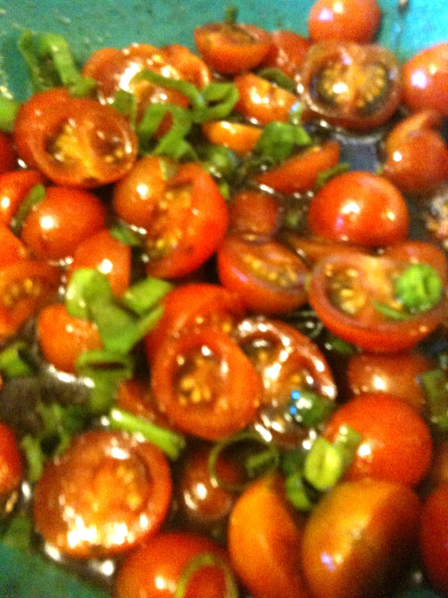to marinated cherry tomato easy marinated cherry tomato marinated ...